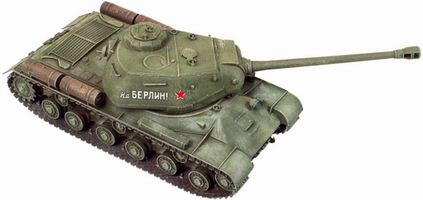 Модель танка ИС-2 World of Tanks